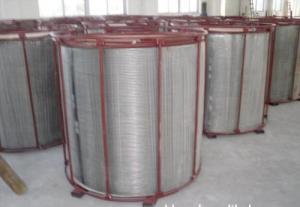 包芯线生产工艺流程